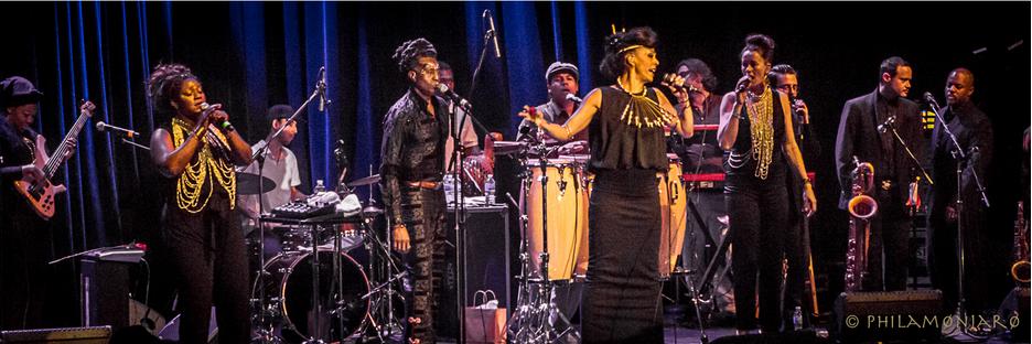 Review / Photos / Video / Setlist | Antibalas & Zap Mama @ Park West 2/14/15