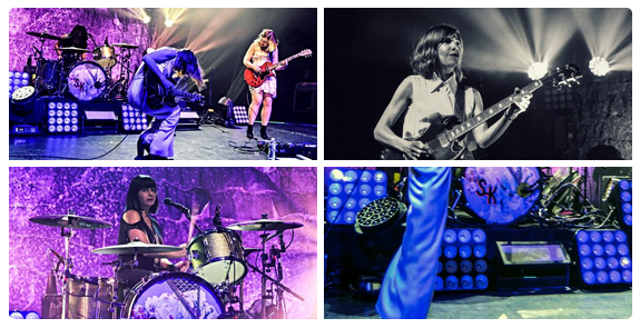 Setlist / Video: Sleater-Kinney @ Riviera Theater 2/17/15