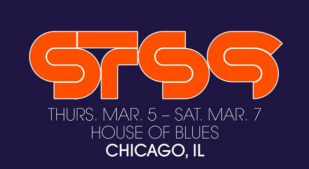 PREVIEW | STS9 Three Night Run @ House Of Blues 2015