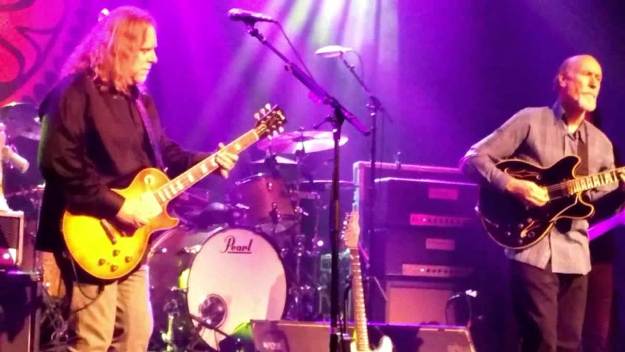 Setlist / Video / Stream / Download | Gov't Mule with John Scofield @ The Riviera 2/27/15