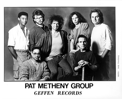 Stream Or Download | Pat Metheny Group @ The Vic 11/29/87