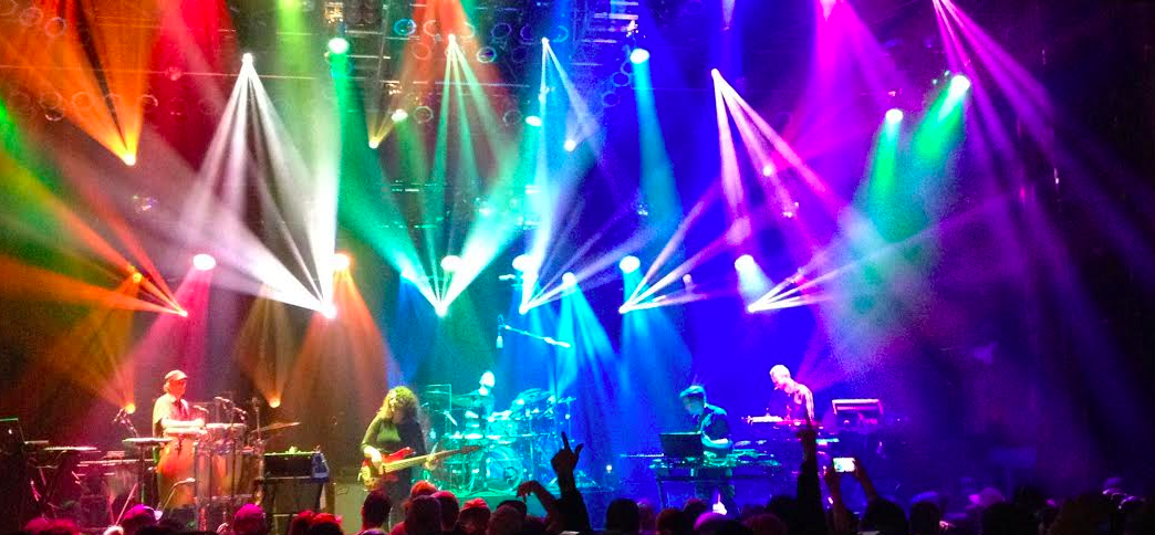 Setlist / Review | STS9 @ House of Blues 3/5/15