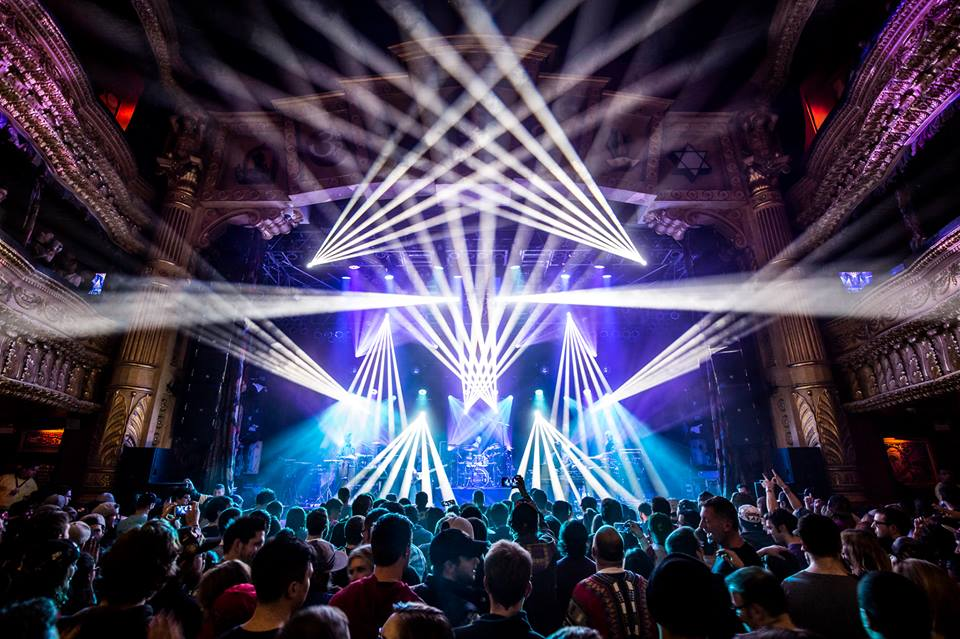 Setlist / Review | STS9 @ House Of Blues 3/6/15