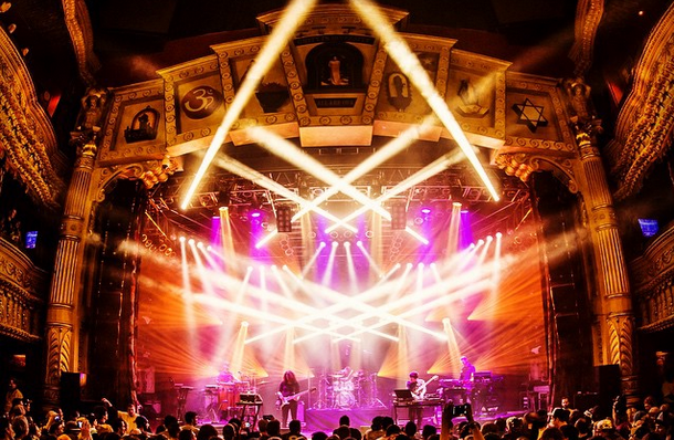 Review / Setlist | STS9 @ House Of Blues 3/7/15