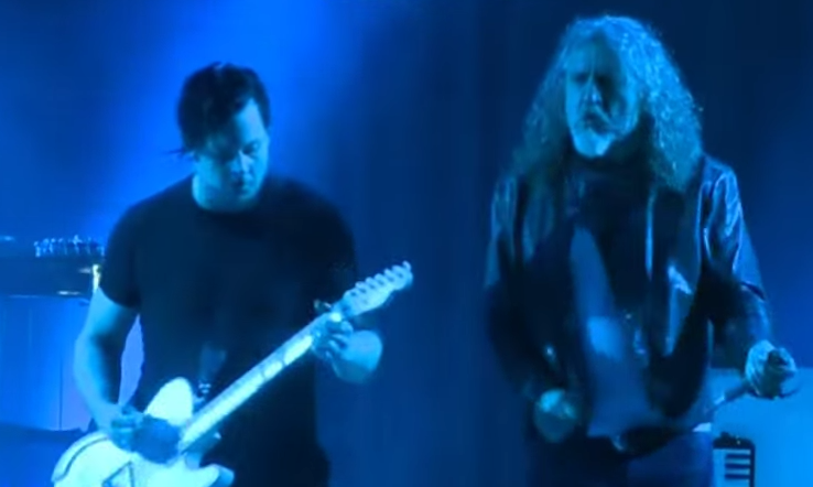 Watch Robert Plant Join Jack White For