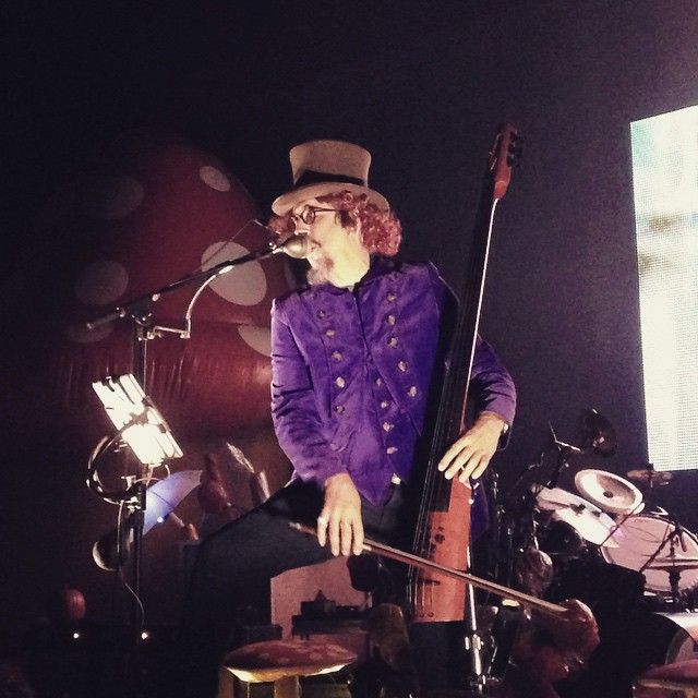 Setlist / Review / Video | Primus @ Chicago Theatre 4/10/15
