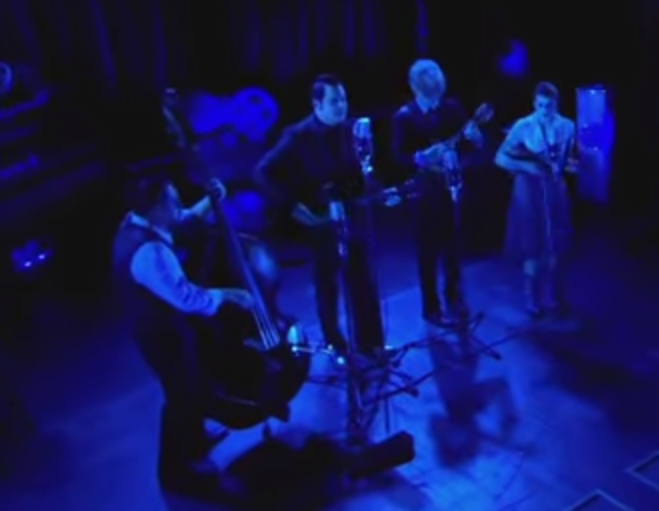 VIDEO: Watch Jack White's Final Acoustic Concert In Full