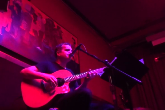 Setlist / Full Show Video | Brendan Bayliss @ Tonic Room 5/11/15