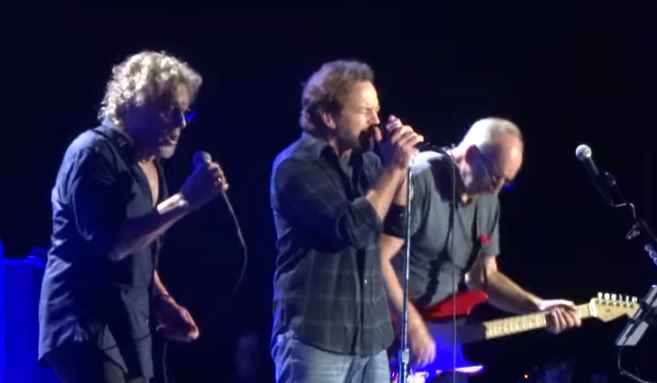 Setlist / Video | The Who with Eddie Vedder @ Allstate Arena 5/13/15