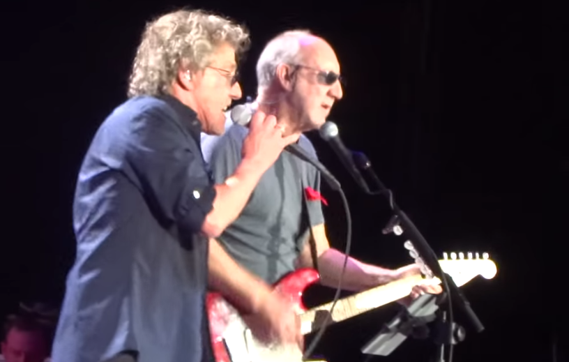 Review / Full Show Video | The Who @ Allstate Arena 5/13/15