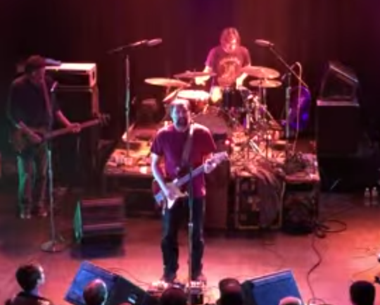 Setlist / Video / Audio Stream & Download / Recap: Built To Spill @ The Metro 5/30/15