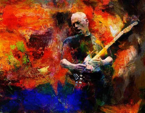 David Gilmour To Tour North America, Debuts Clips Of New Material