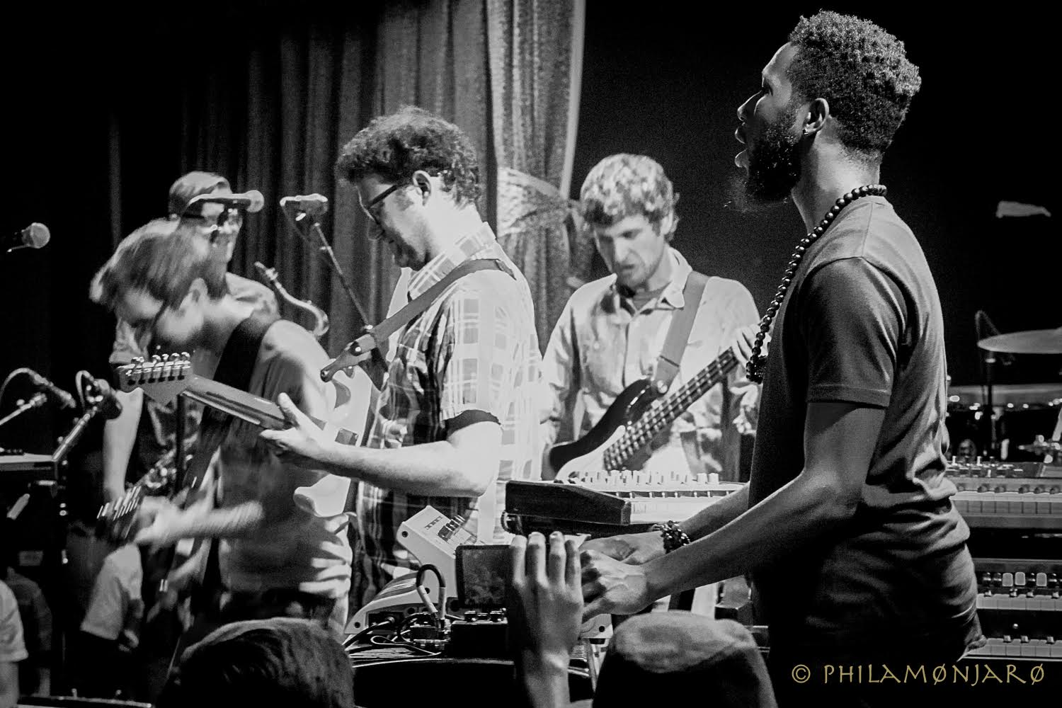 Photos / Video | Bill Frisell & Snarky Puppy @ City Winery