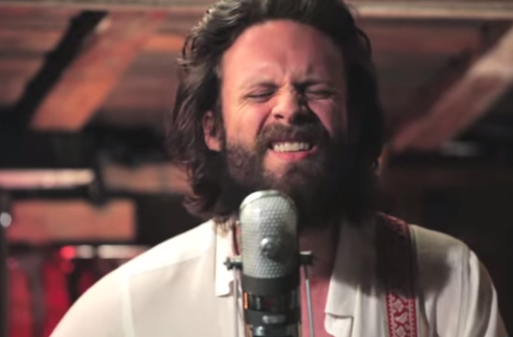 Watch Father John Misty Cover Arcade Fire's
