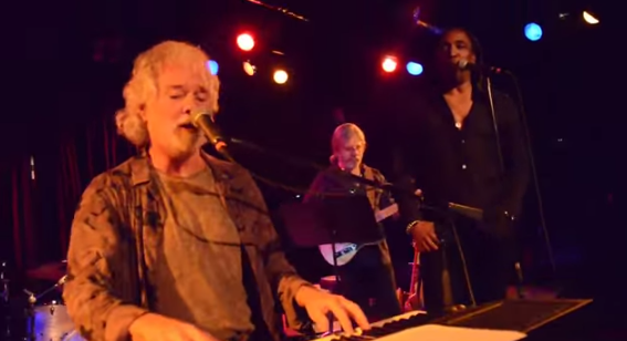 VIDEO | Chuck Leavell & Members of Rolling Stones Touring Band Drop Some Jazz on Martyrs'