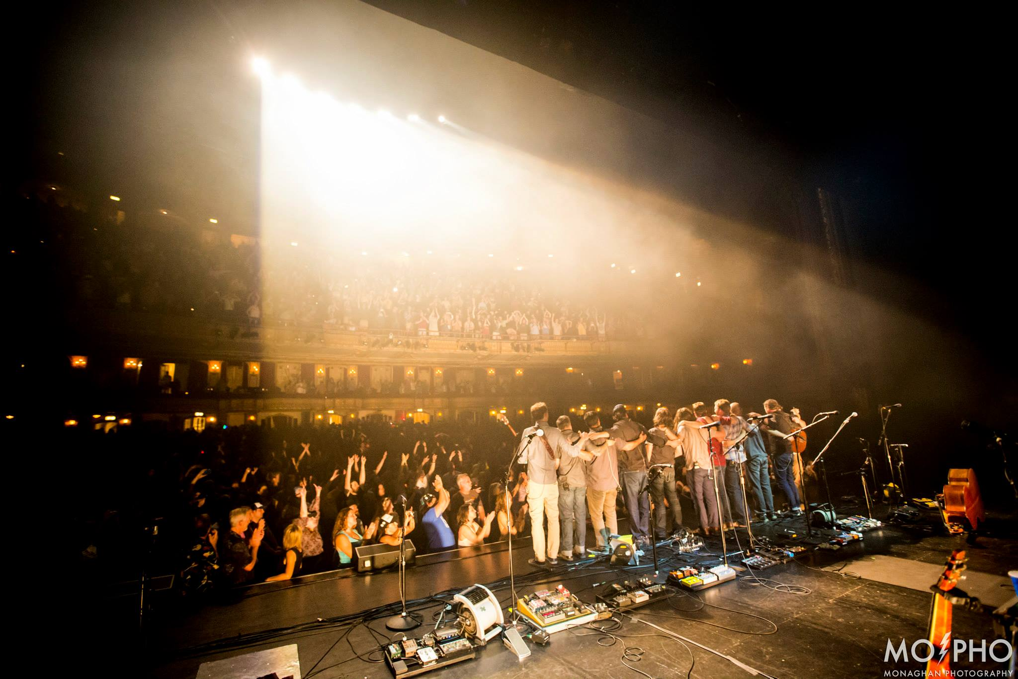 Setlist / Video / Stream / Download | Greensky Bluegrass & Keller Williams Grateful Grass @ Chicago Theatre 7/2/15