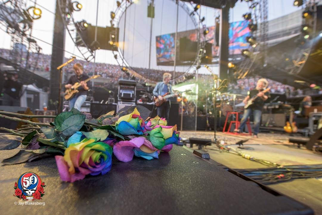 Grateful Dead 50 @ Soldier Field Chicago Media Post (SBD, AUD, Videos)