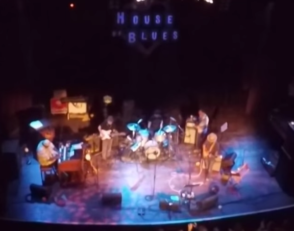 Sights & Sounds | Steve Kimock in Chicago During Fare Thee Well
