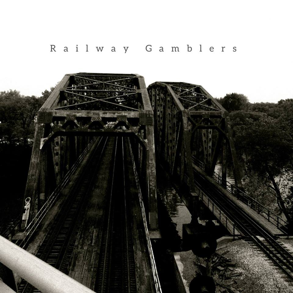 Album Review & Show Preview | Railway Gamblers - Heart Of The Sun