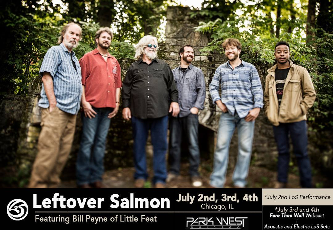 Leftover Salmon Does Old & In The Way / Garcia & Grisman @ Park West (Setlists, Video)