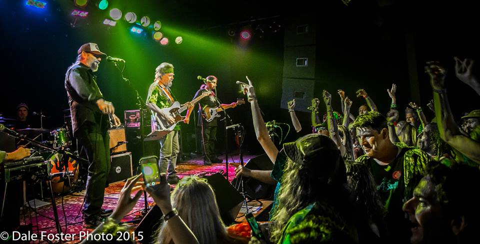 Photo Gallery | New Riders Of The Purple Sage @ Bottom Lounge Fourth of July Weekend