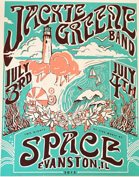 Stream or Download | Jackie Greene @ SPACE 7/4/15