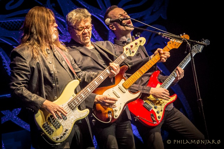Setlist / Review / Photos | Steve Miller Band @ Ravinia 7/10/15