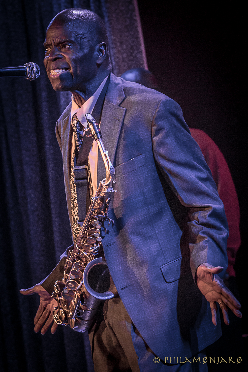 Review / Photos | Maceo Parker @ City Winery