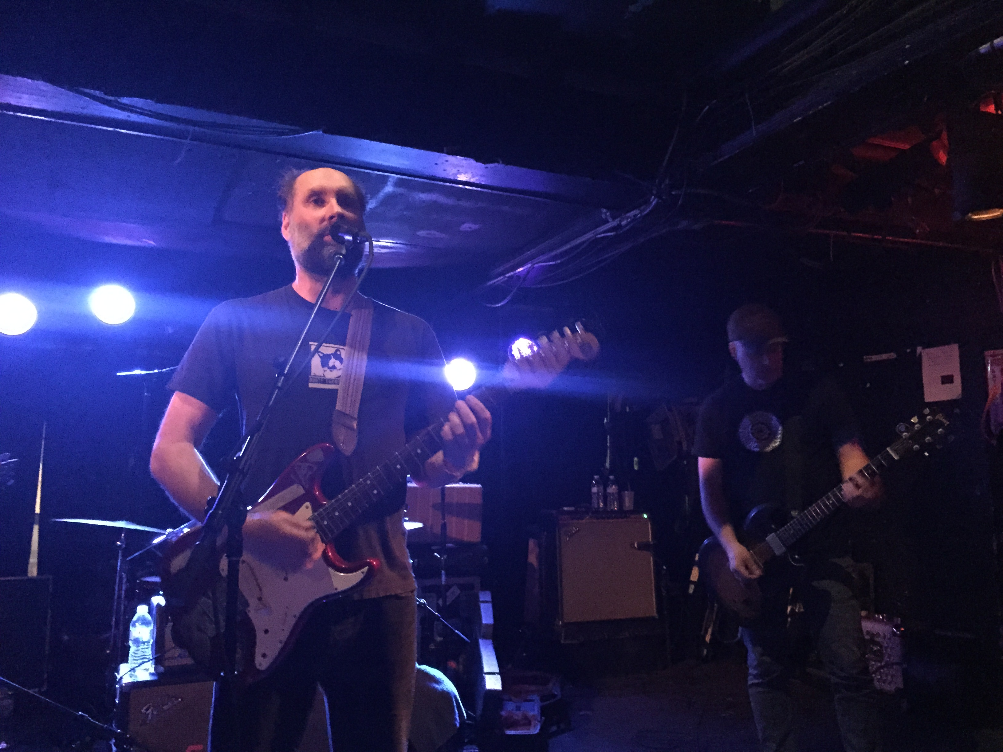Setlist / Review / Audio | Built To Spill @ Subterranean 9/13/15