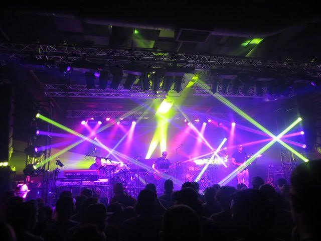 Setlist / Review / Full Show Video | Disco Biscuits @ Concord Music Hall