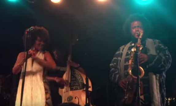Review / Video | Kamasi Washington @ Bottom Lounge 9/9/15