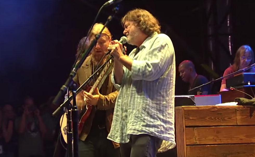Stream / Download / Video | Tedeschi Trucks Band Performs Joe Cocker @ Lockn 9/11/15