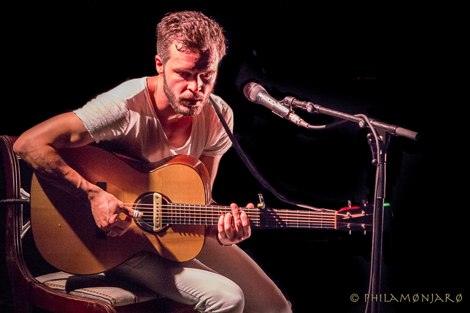 Review / Setlist / Photos | Tallest Man On Earth @ Thalia Hall 8/31/15