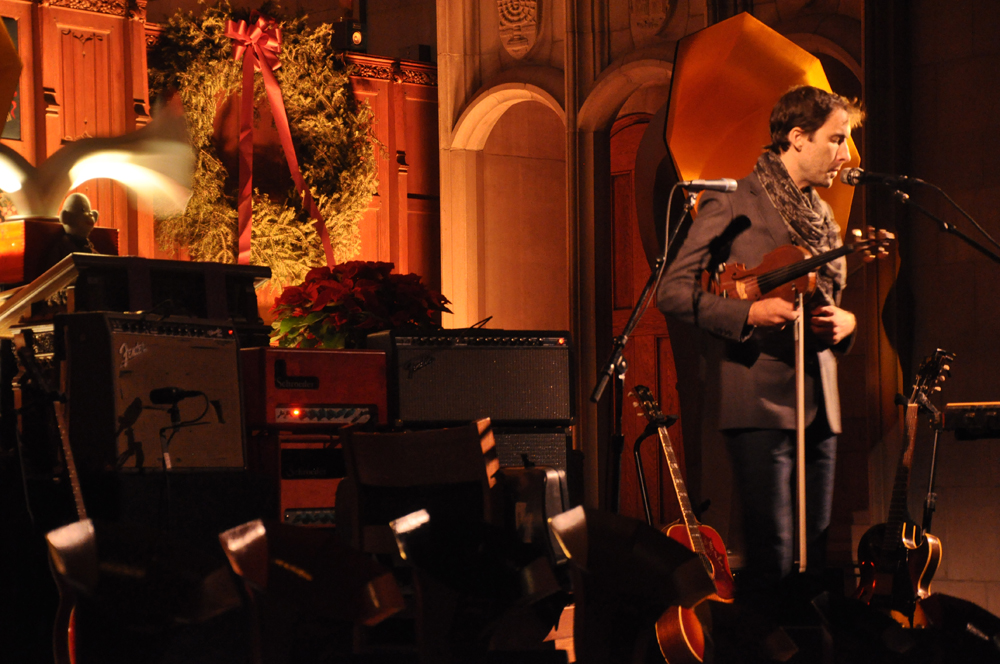 Andrew Bird Announces 4th Presbyterian 'Gezelligheid' Dates
