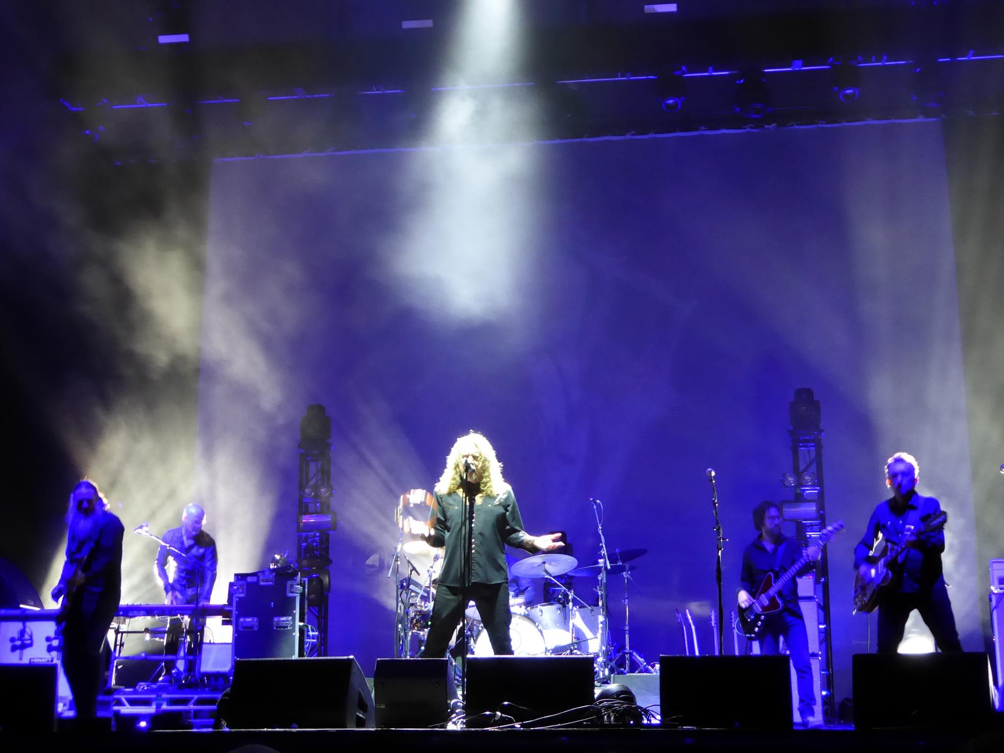 Setlist / Video | Robert Plant & Sensational Shape Shifters @ FirstMerit Bank Pavilion 9/23/15
