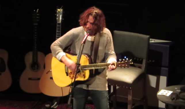 Setlist / Stream / Download / Video | Chris Cornell @ Chicago Theatre 10/6/15