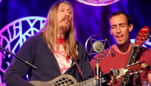 Watch The Wood Brothers Perform New Songs At Radio Session