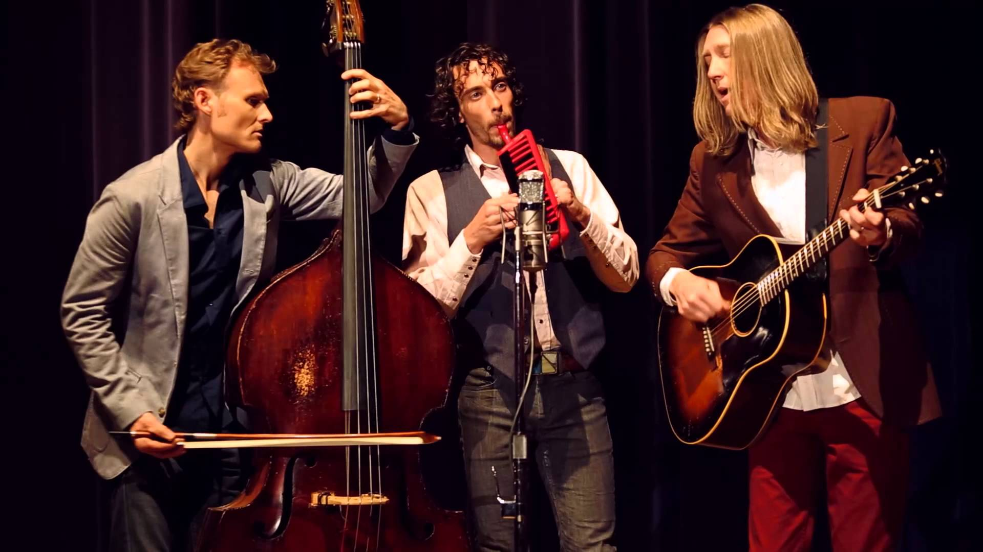 Review / Setlist | The Wood Brothers @ The Vic 11/7/15