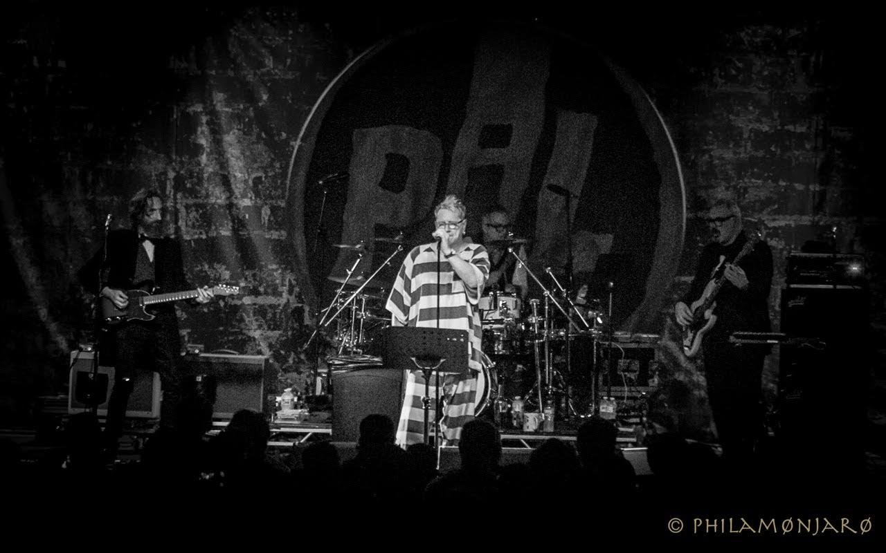 Review: PiL @ Concord Music Hall 11/18/15