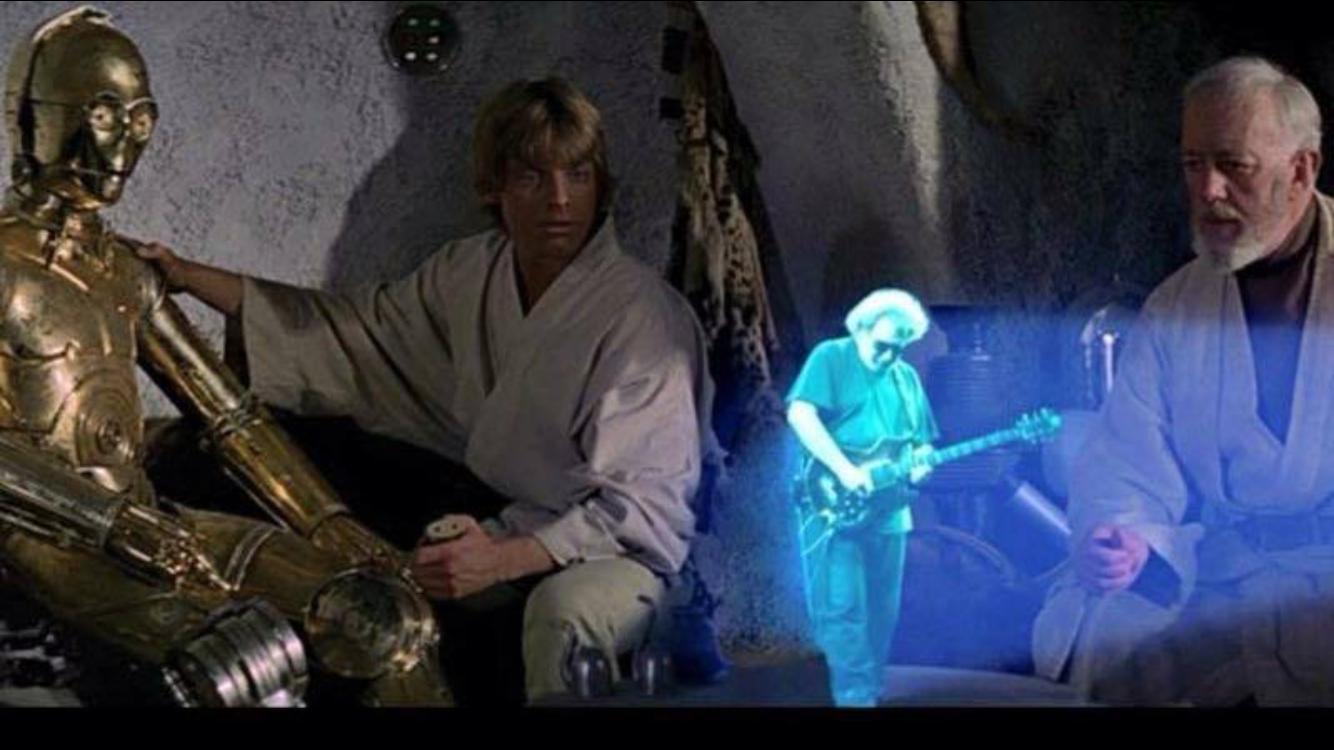 The Best Star Wars / Grateful Dead Images, Mashups & Merchandise