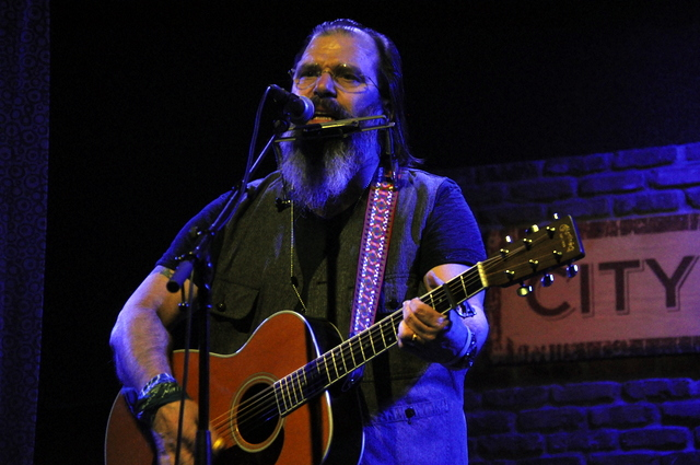 Review / Photos / Setlist | Steve Earle @ City Winery 1/4/16