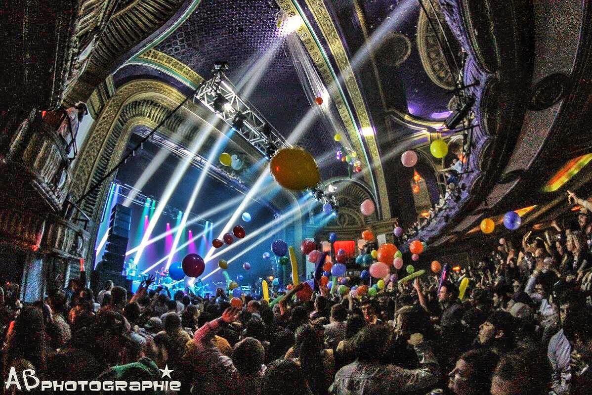 Review / Photos | Lettuce, Turbo Suit & Future Rock NYE @ The Riv