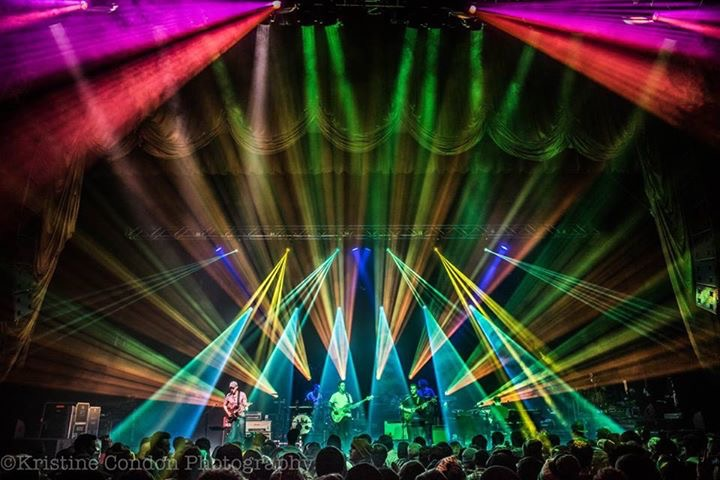 Review / Video| Umphrey's McGee Plays All-Improv Set @ Orpheum Theater
