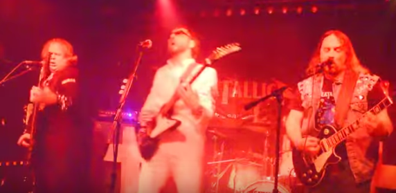 VIDEO: Beatallica Mashes Up Beatles & Metallica in Live Performance