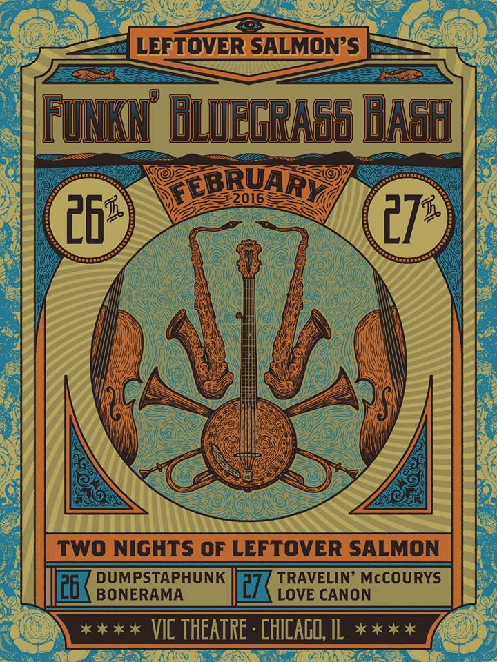 PREVIEW | Leftover Salmon's Funkn Bluegrass Bash In Chicago