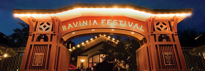 Ravinia Announces 2016 Schedule