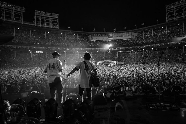 On Phish, Wrigley Field and the