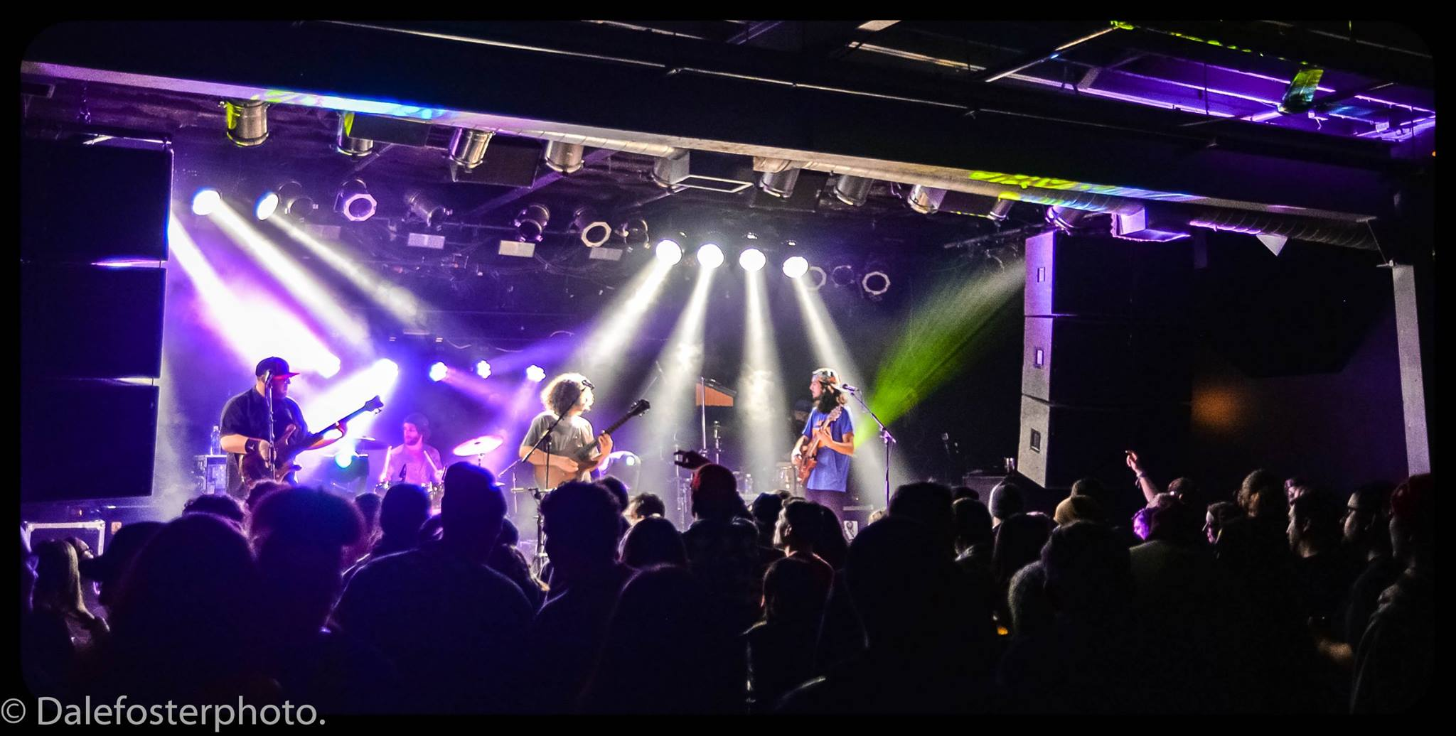 Review & Photos | EGi, Chachuba, JJ & Dre and The Ars Nova @ Bottom Lounge 3/5/16
