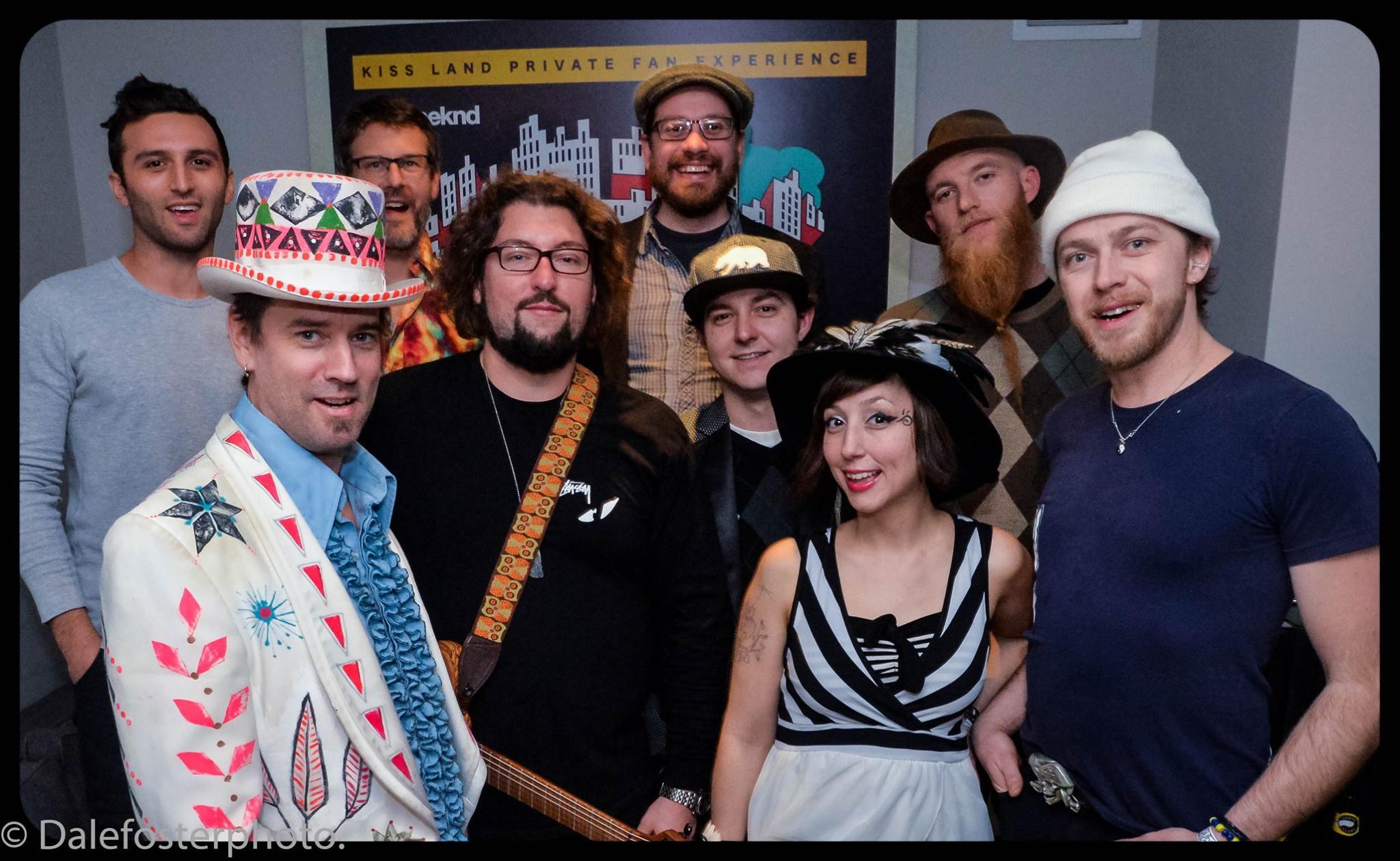 Photo Gallery   Everyone Orchestra & Mungion @ 1st Ward / Chop Shop 3/4/16