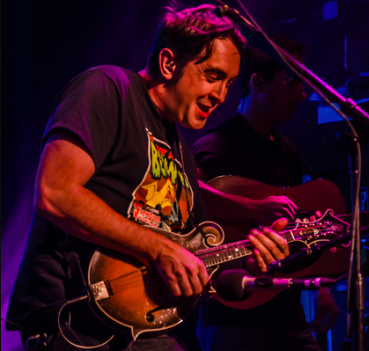 Jeff Austin Is Looking Backward & Forward For Spring Tour | Win Evanston SPACE Prize Pack